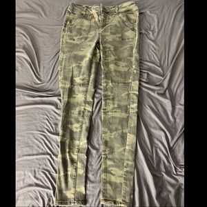 American Eagle Hi-Rise Jegging size 12 X-Long